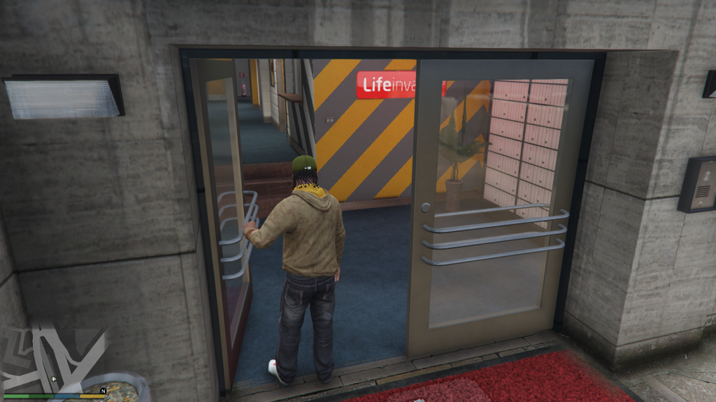 GTA 5 Interiors mod