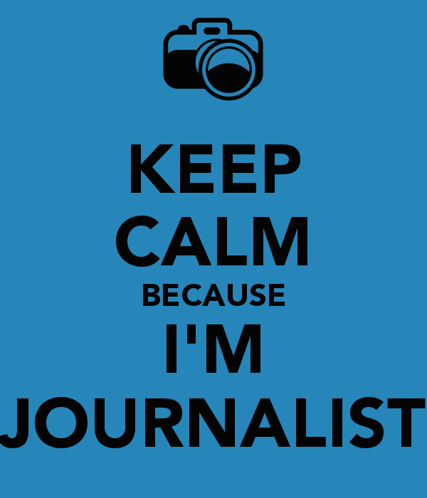 I'm Journalism