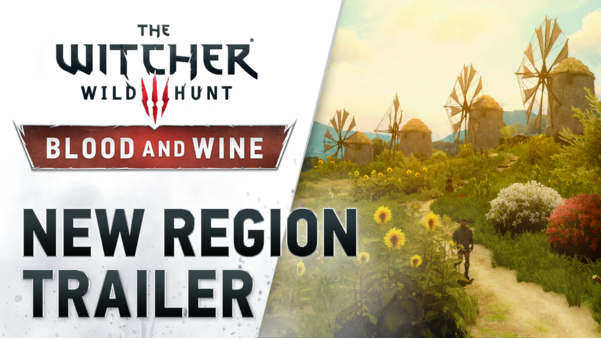 Blood and Wine New Region