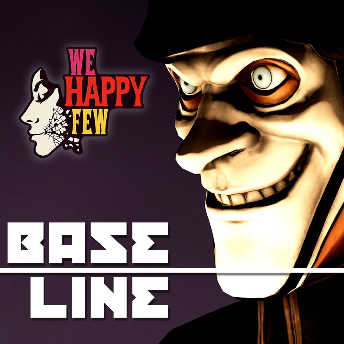 BASEline feature We Happy Few