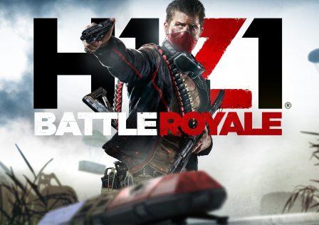 H1Z1 PS4 Keyart