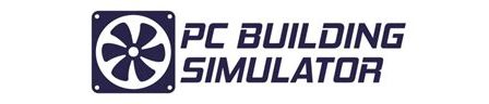 pc building sim logo