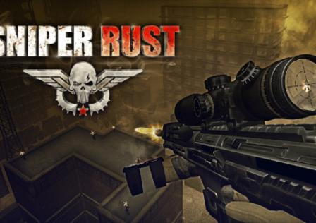 sniper rust vr logo