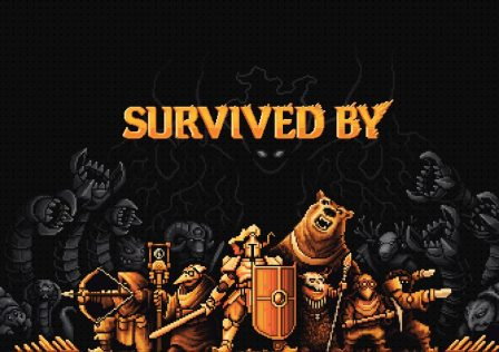 survived by logo
