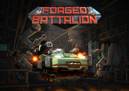 forged battalion logo