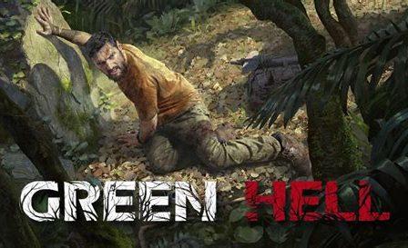green hell logo