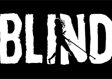 Blind – Game Logo