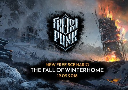 Fall of Winterhome artwork with info
