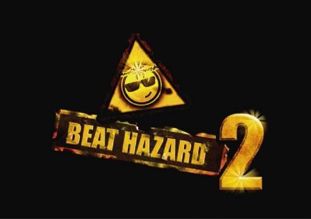 beat hazard 2 logo