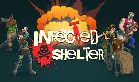 infected shelter logo