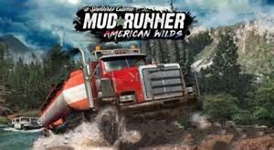 mudrunner american wilds logo