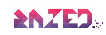 razed logo