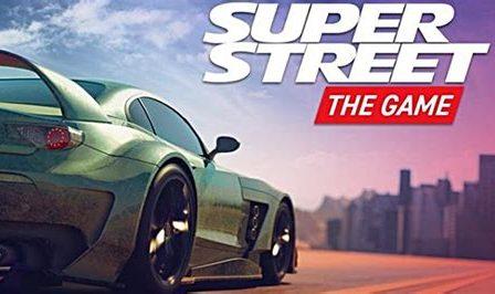super street logo