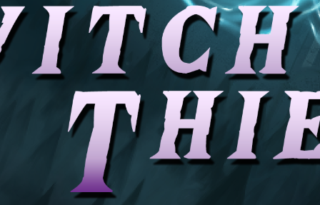 witch thief logo