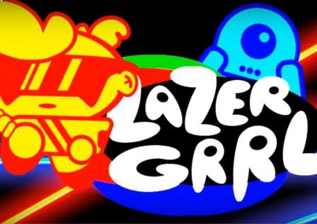 lazergrrl logo