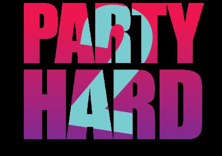 party hard 2 logo