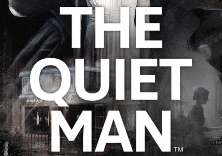 quiet man logo