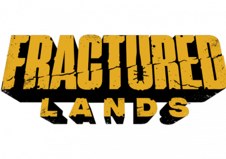 fractured land logo