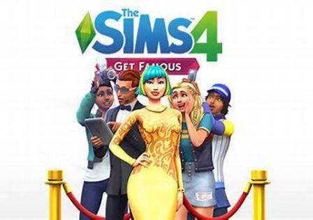 sims4 logo