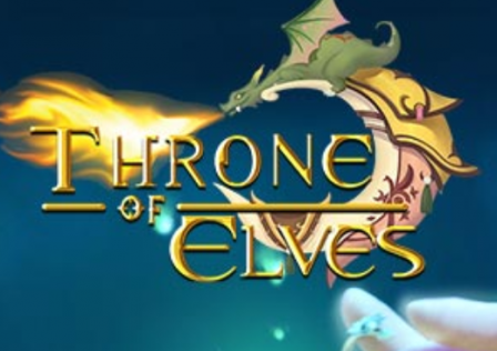 throne of elves logo