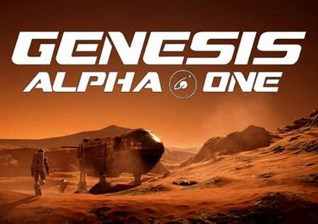 genesis alpha one logo