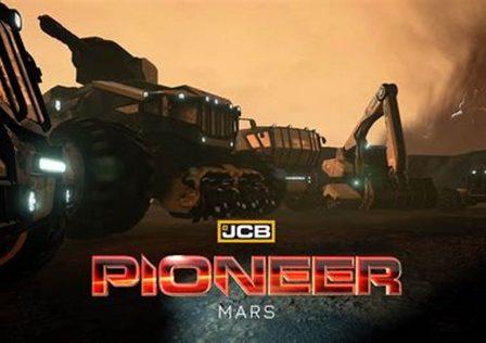 jcb pioneer mars logo