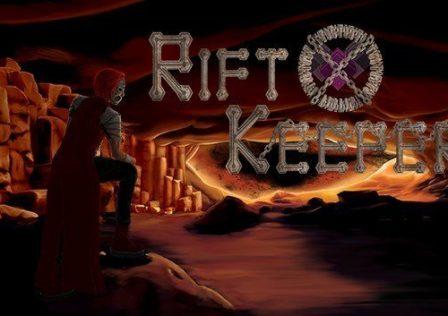 rift keeper logo