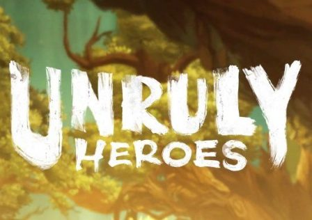 unruly heroes logo