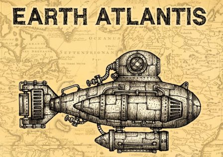 earth atlantis logo