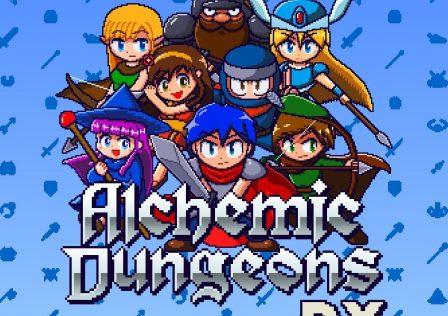 alchemic dungeons logo