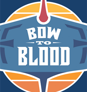 bow to blood logo