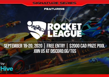 Sept 19, Rocket League DailyHive